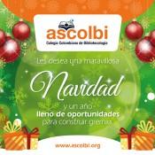 ¡FELICES FIESTAS NAVIDEÑAS Y UN VENTUROSO 2018!