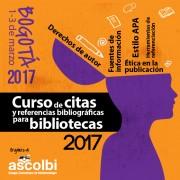 Curso Citas y Referencias Bibliográficas 2017-1