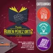 Premio Rubén Pérez Ortiz 2017-2018