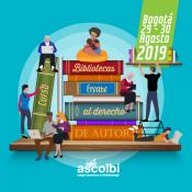 Curso: bibliotecas frente al derecho de autor, Bogotá, 2019-1