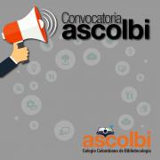 Citación a Asamblea nacional de afiliados a Ascolbi
