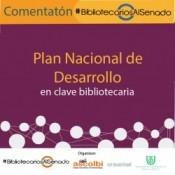 Comentatón Plan Nacional de Desarrollo